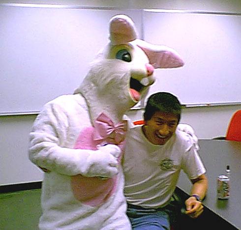 Prescott and Bunny
